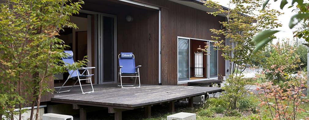 Rumah by デザイン・ラボ 一級建築士事務所
