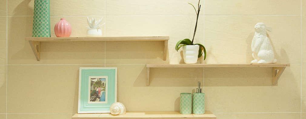 House Ramchurran : modern Bathroom by Redesign Interiors