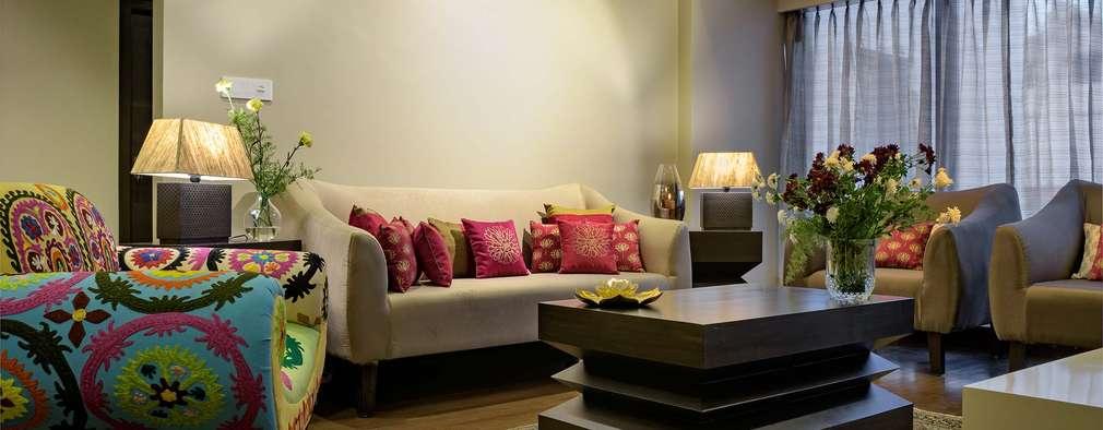 Penthouse: modern Media room by Artistic Design Works