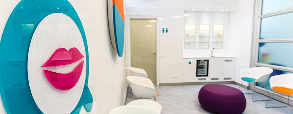 Restyling e arredamento studio dentistico a milano for Arredamento studio professionale