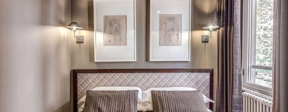 8 colori ideali per camere da letto piccole