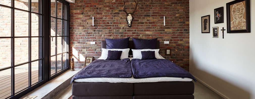 Phòng ngủ by Lioba Schneider