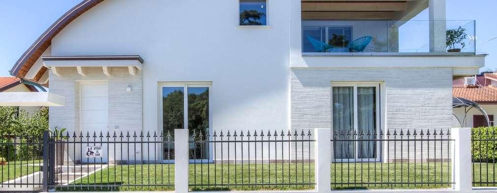 Habitações  por Progettolegno srl