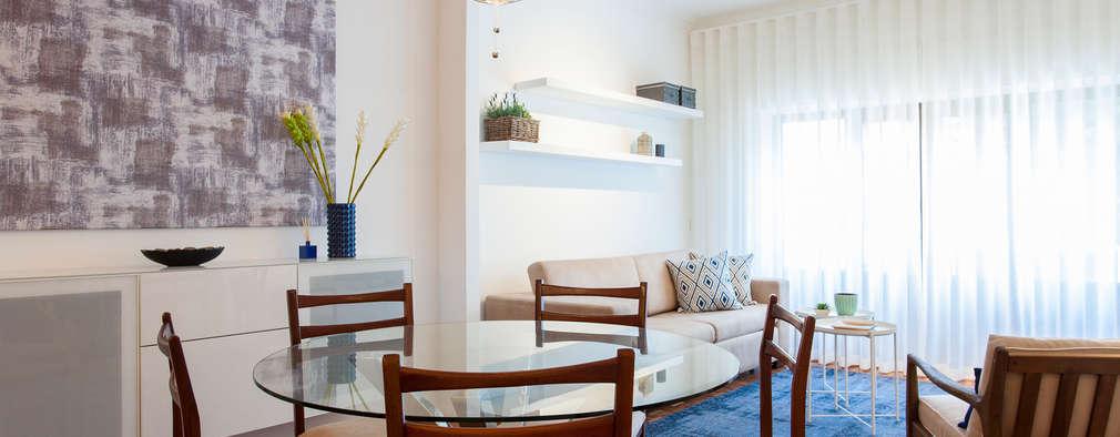 de estilo  por Traço Magenta - Design de Interiores