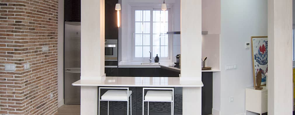 de estilo  por Muebles de Cocina Aries