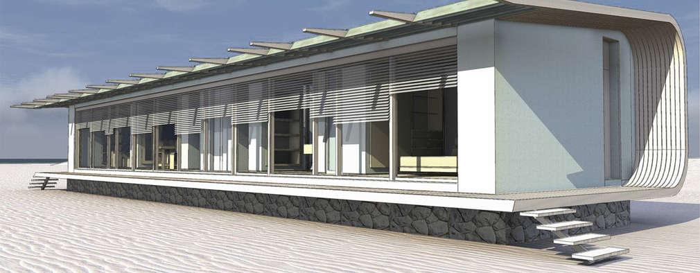Progetto casa prefabbricata passiva a milano - Casa passiva prefabbricata ...