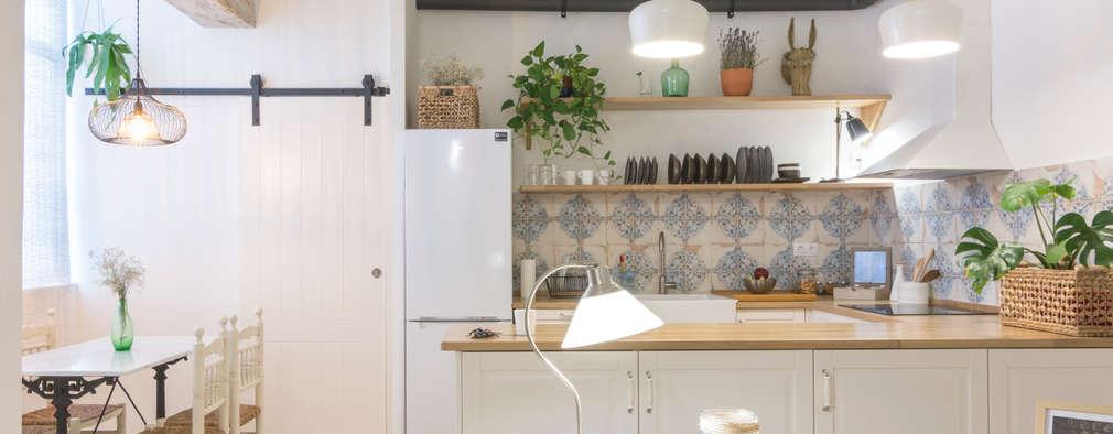 12 apartamentos elegantes decorados con bajo presupuesto for Apartamentos pequenos bien decorados
