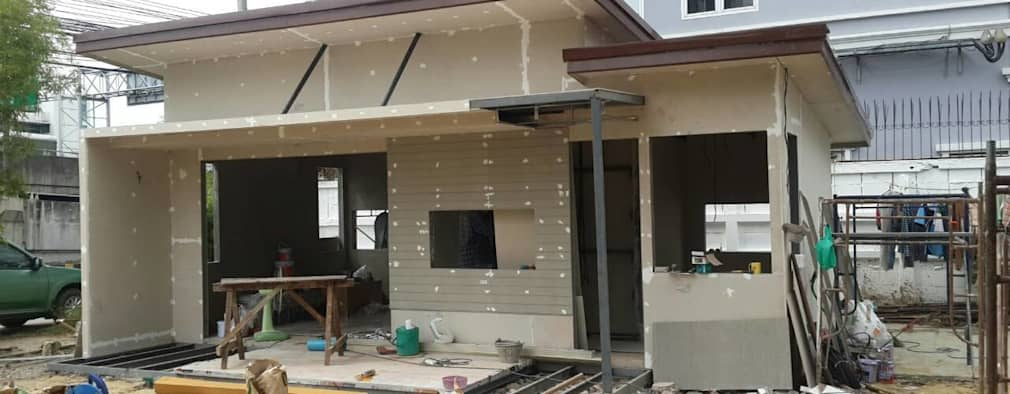 Paso a paso la construcci n de una casa de m s de 40 m for Construccion de casas paso a paso