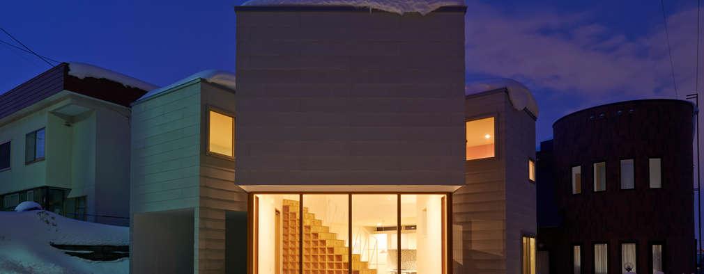 やじるしの家: Atelier Monogoto 一級建築士事務所が手掛けた家です。