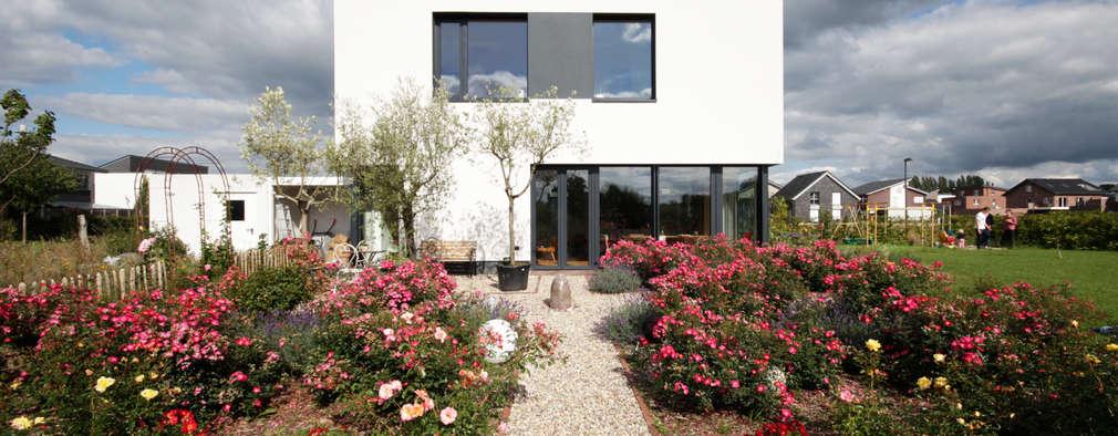 Projekty,  Dom pasywny zaprojektowane przez ARCHITEKTEN BRÜNING REIN