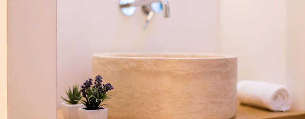 Bagni in Pietra: Rivestimento Naturale con Fascino ed Eleganza