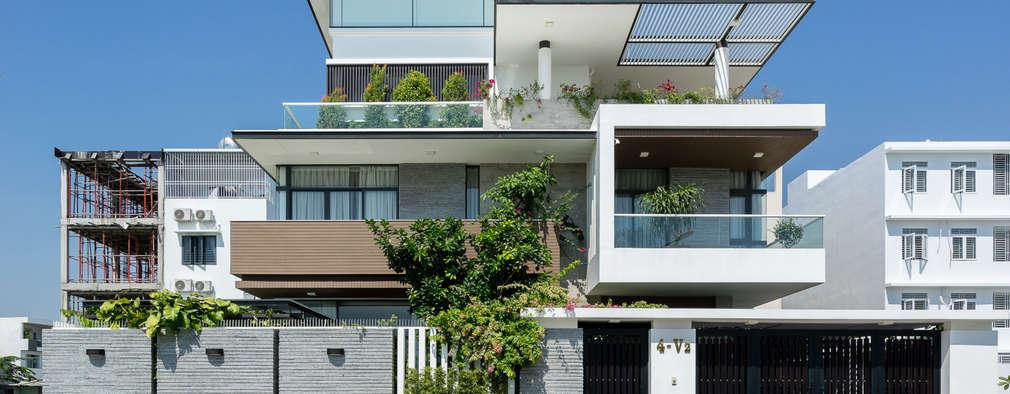 Elégance ultra-moderne pour cette maison de rêve
