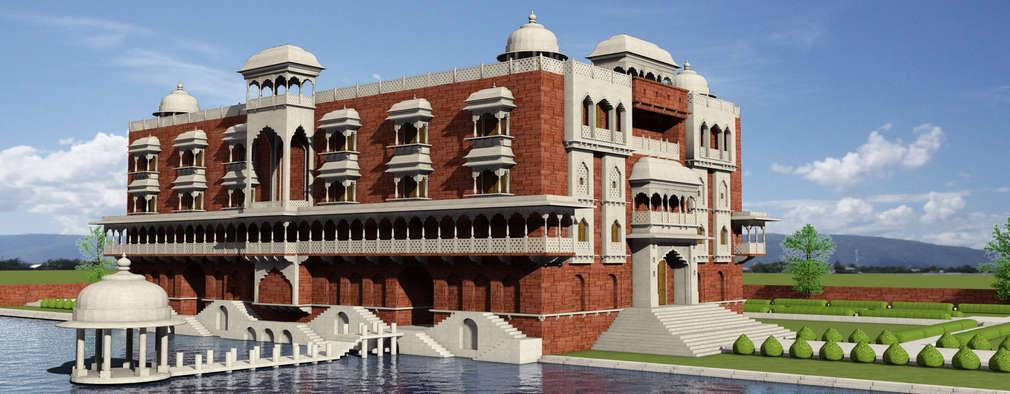 Hotel:  Villas by Ravi Prakash/Architect