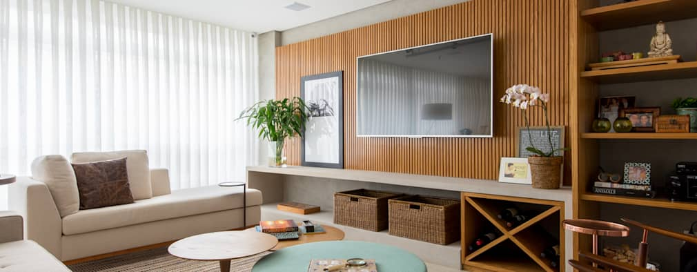 9 lindos exemplos de salas de estar modernas for Salas de estar modernas y pequenas