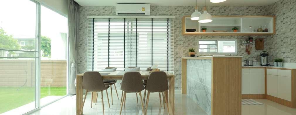 """""""มินิมอล"""":   by BAANSOOK Design & Living Co., Ltd."""