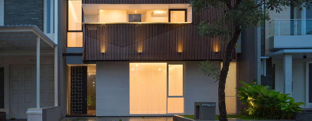 房子 by Simple Projects Architecture