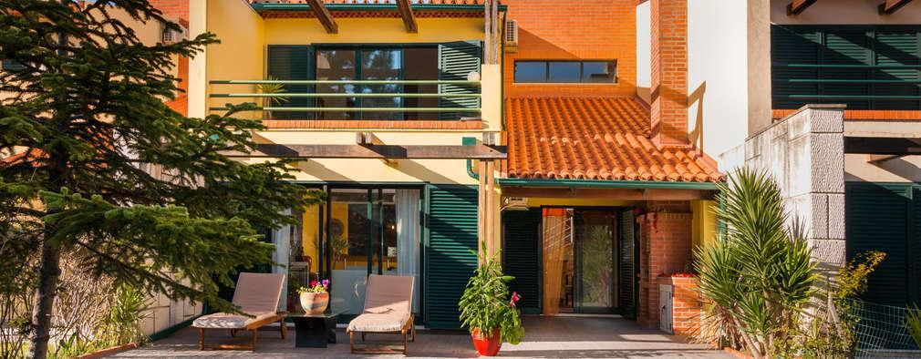 Casas modernas por Miguel Marnoto - Fotografia