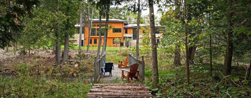 منازل تنفيذ Solares Architecture