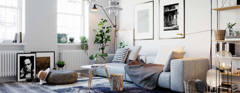 Ruang Keluarga by AnS - Architecture Style