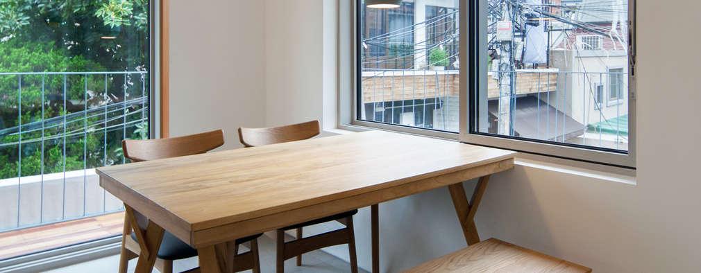 Phòng ăn by 서가 건축사사무소