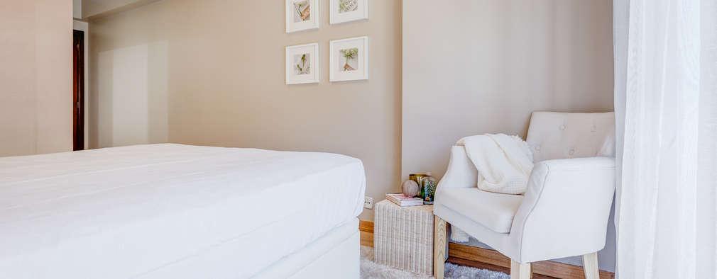 country Bedroom by Santiago   Interior Design Studio