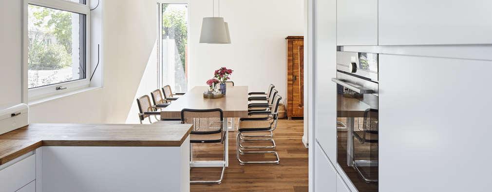 Projekty,  Kuchnia na wymiar zaprojektowane przez Schreinerei Fischbach GmbH & Co. KG