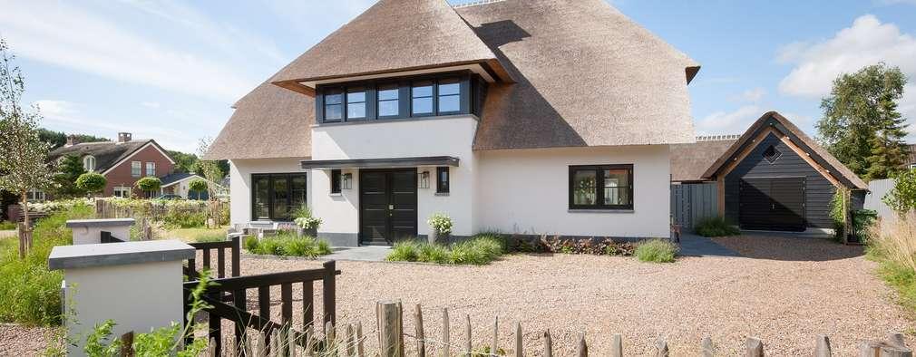 country Houses by Architectenbureau Atelier3