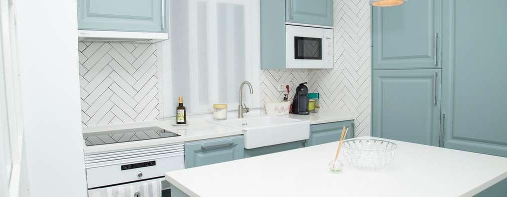 modern Kitchen by Remake lab