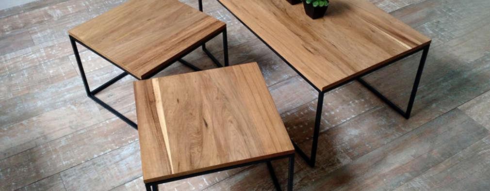 11 Muebles de madera minimalistas ¡Nos dejaron enamorados!