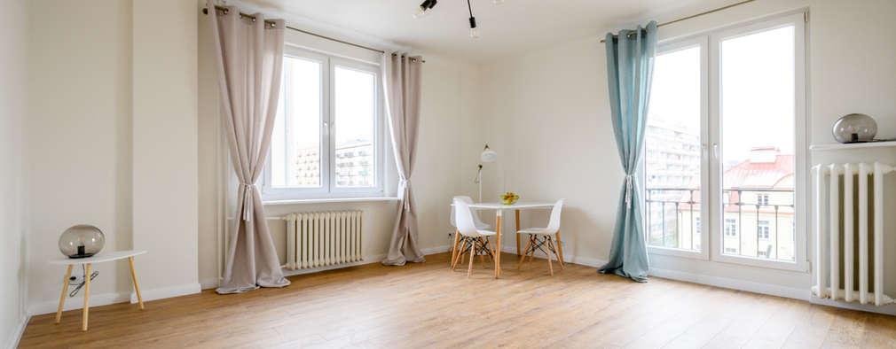 Frischer Wind für eine 64-Quadratmeter-Wohnung