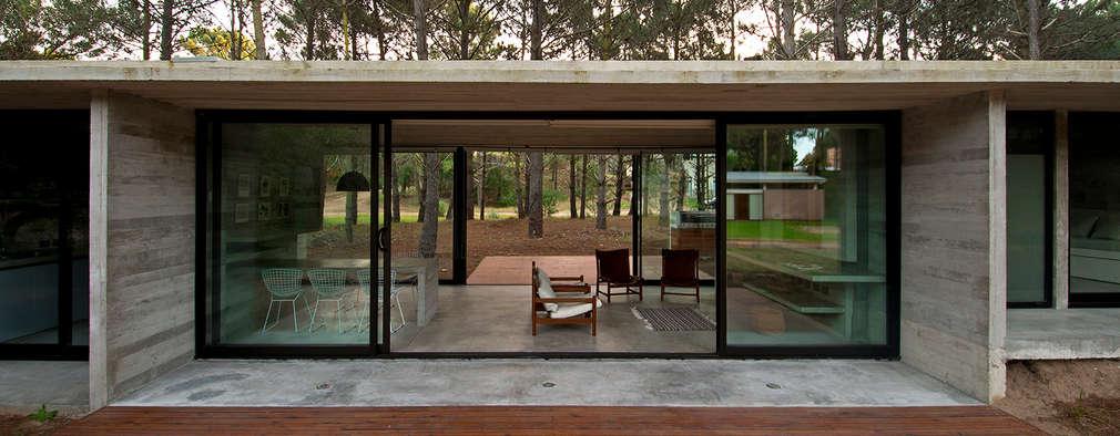 Casa prefabricada en bloques de hormig n con cr dito directo - Casa prefabricada de hormigon ...
