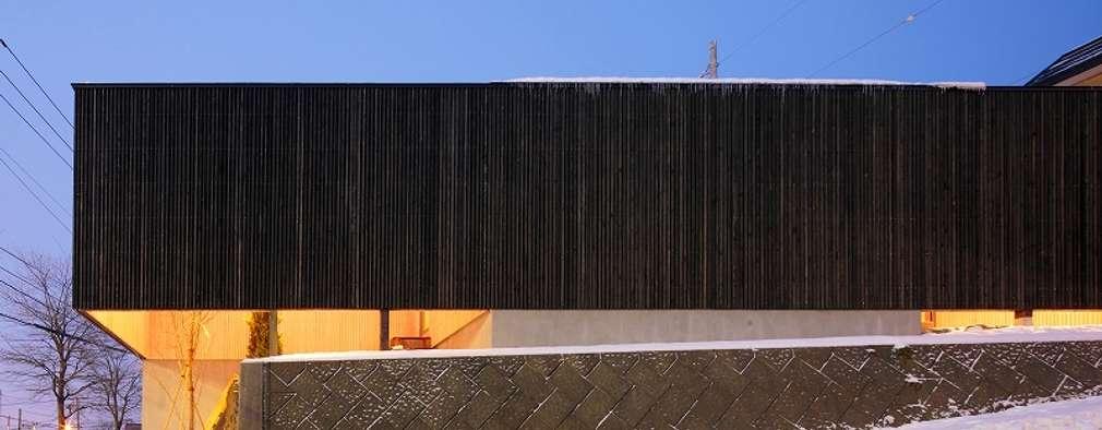 BLACK BOX: 株式会社 ATELIER O2が手掛けた家です。