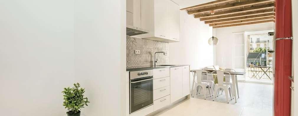 مطبخ تنفيذ Gramil Interiorismo II