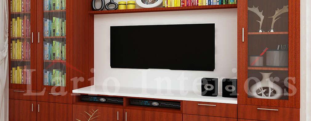 TV unit:   by Lario interiors