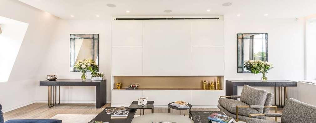 Moderne Wohnzimmer Von GIOInterni