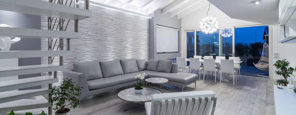Un casa in stile minimalista da capogiro milano for Casa stile minimalista