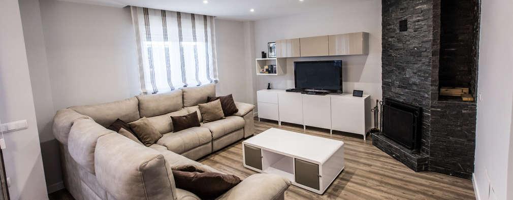 Una casa su 2 piani perfetta per una famiglia for Moderni piani di casa eco