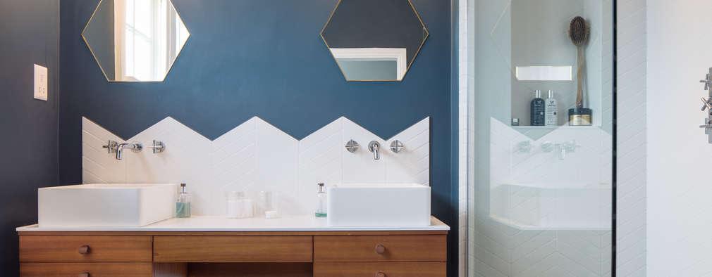 حمام تنفيذ Thomas & Spiers Architects