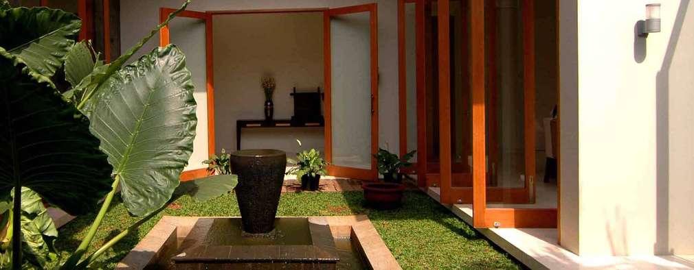 حديقة تنفيذ daksaja architects and planners