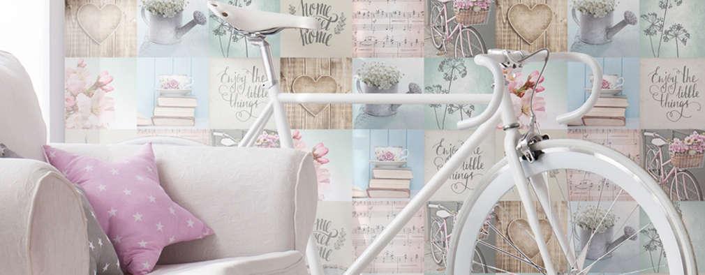 9 tipos de papel pintado que querr s poner en tu casa - Tipos de papel pintado ...