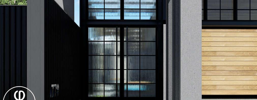 : Puertas de estilo  por ARBOL Arquitectos