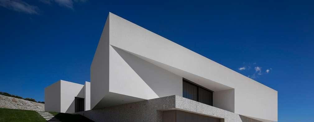 Einfamilienhaus von Rui Vieira Oliveira Arquitecto