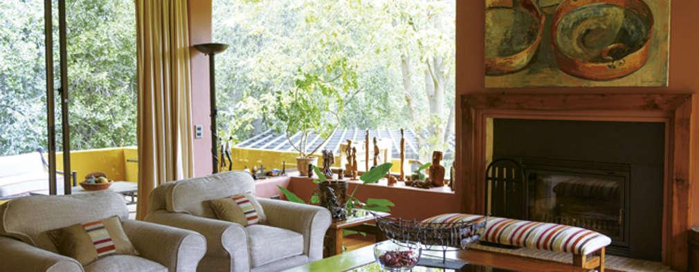 Como decorar una casa de campo a la chilena y con estilo - Ideas para decorar una casa de campo ...