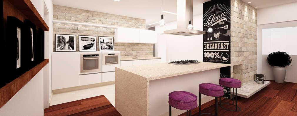 7 ideais de bancadas para a sua cozinha for Auto interieur kuisen
