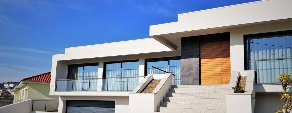 房子 by Jesus Correia Arquitecto