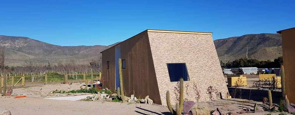 บ้านสำเร็จรูป by ALLEGRE ARQUITECTOS