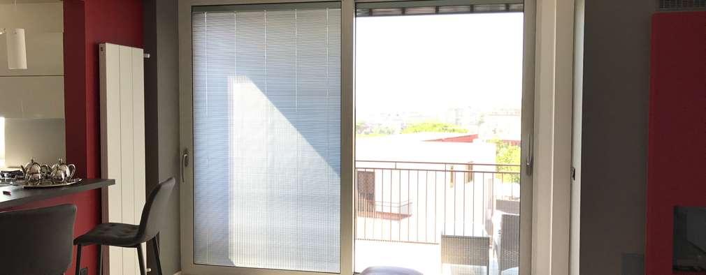 Tende moderne per interni 23 modelli e tessuti da copiare for Modelli di case moderne