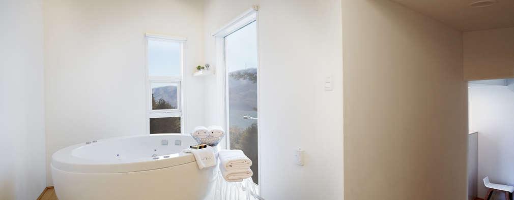 The Secret Pool Villa Resort 북한강(가평) Type Nature②: IAMDESIGN.의  호텔