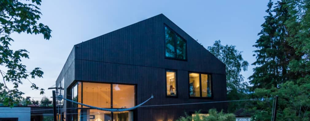 modernes wohnen in harmonie mit der natur. Black Bedroom Furniture Sets. Home Design Ideas