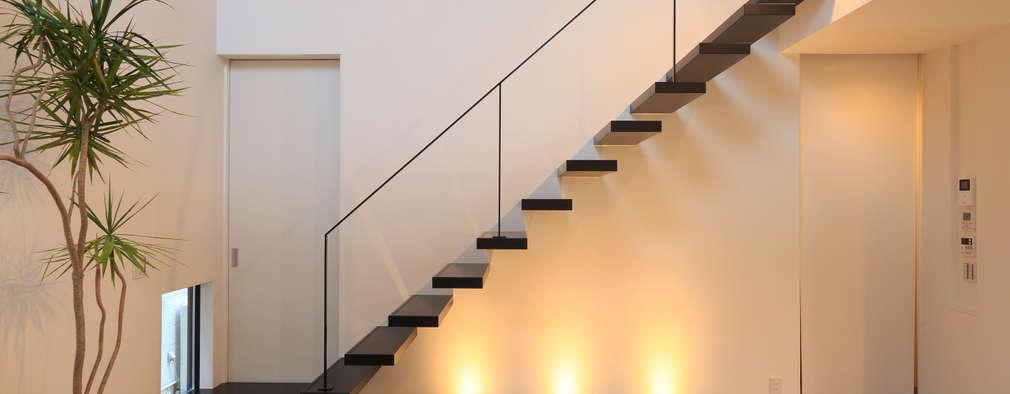 Treppe von 一級建築士事務所 株式会社KADeL